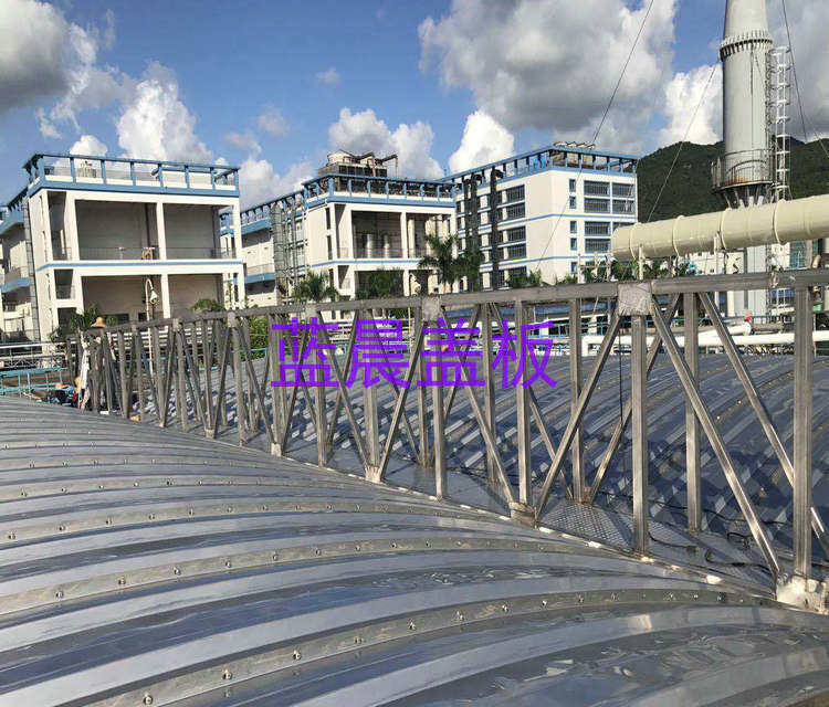 不锈钢污水池拱形盖板的使用年限分析