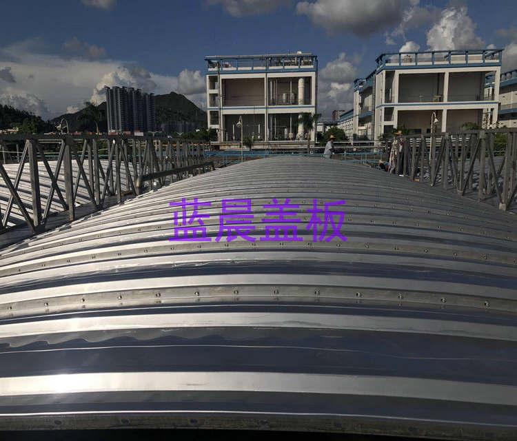 污水池盖板-SUS304不锈钢拱形盖板表面强度怎么样?